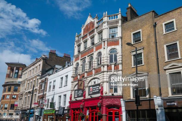 Old Red Lion Pub & Theatre in Islington, London