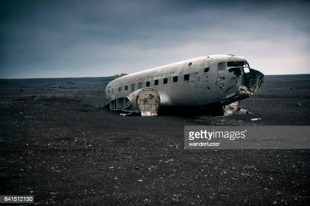 Old remnant plane that crashed