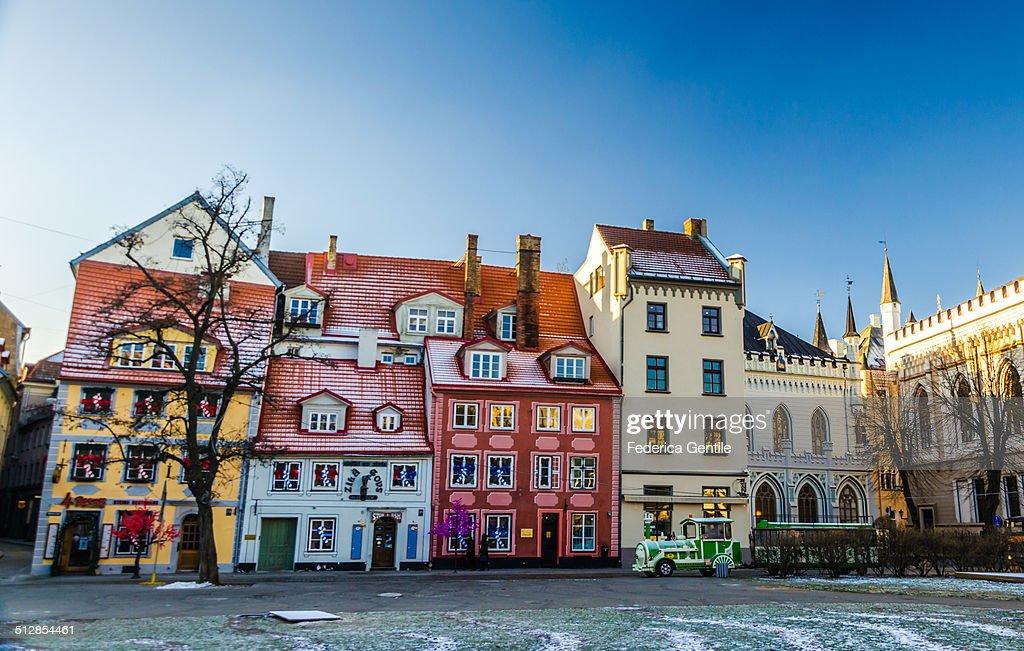 Old Riga : Stock Photo