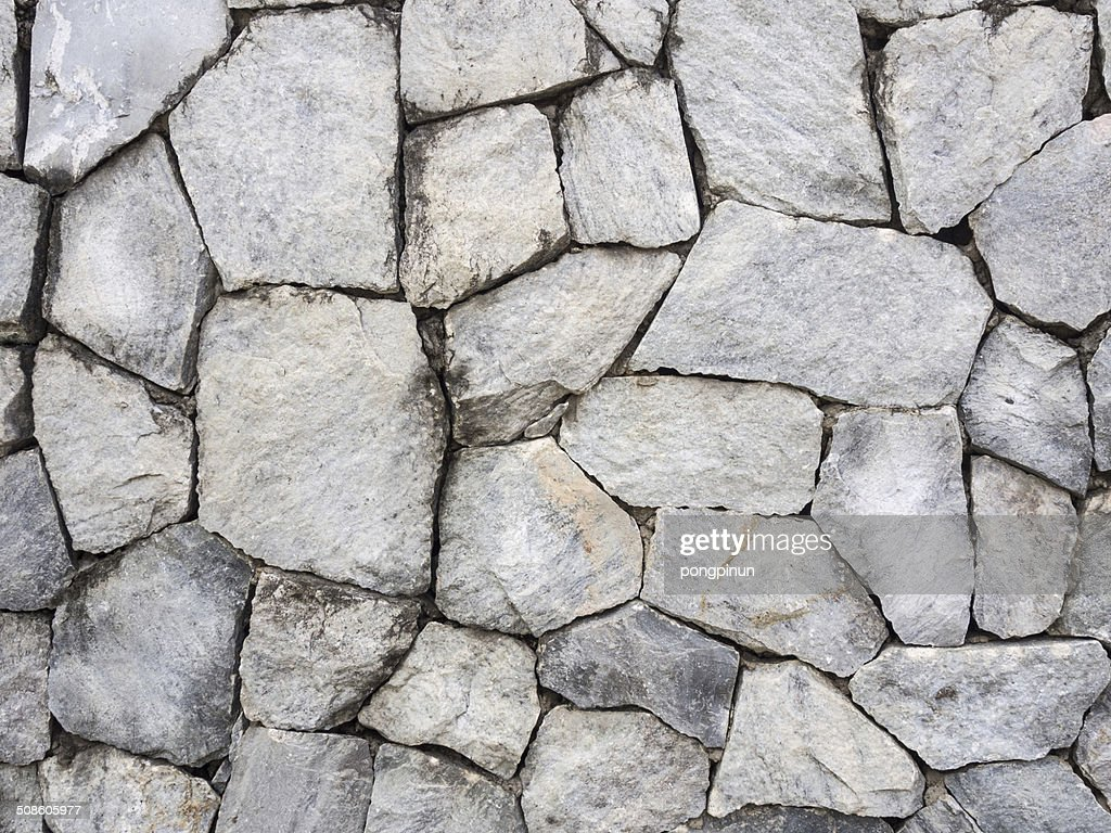 old rock wall texture background : Stock Photo