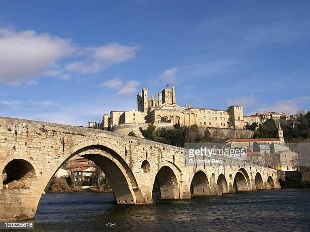 Old Roman bridge, Beziers