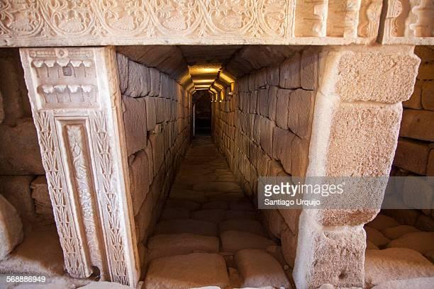 Old ruins of Alcazaba of Merida