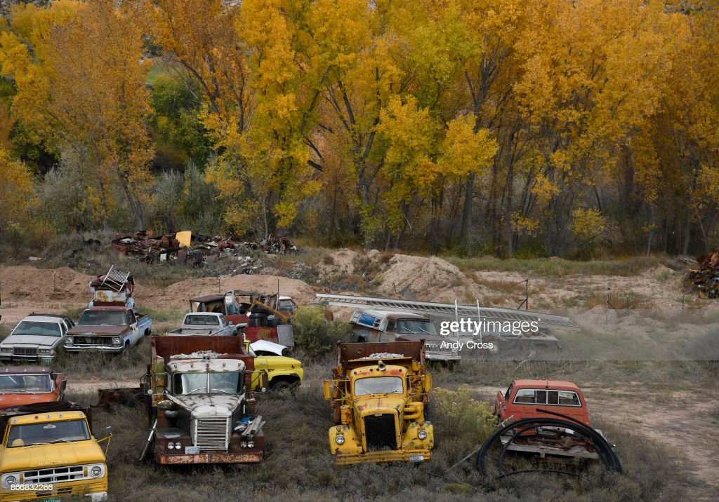 West End Colorado Economy Pictures | Getty Images
