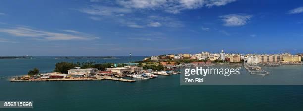 old san juan, puerto rico - zen rial stock photos and pictures