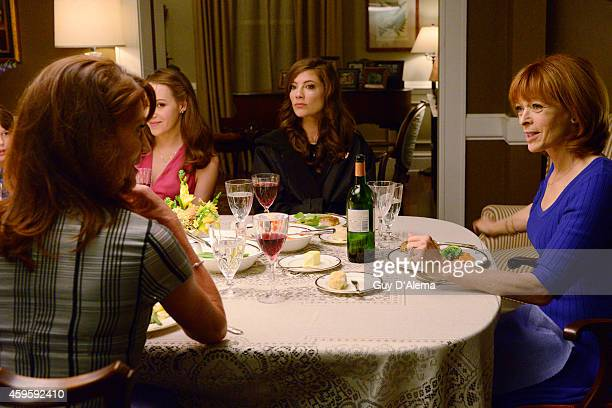 RESURRECTION 'Old Scars' Margaret convinces Lucille to host a dinner to celebrate Jacob's return but unexpected guests strain relations in the...
