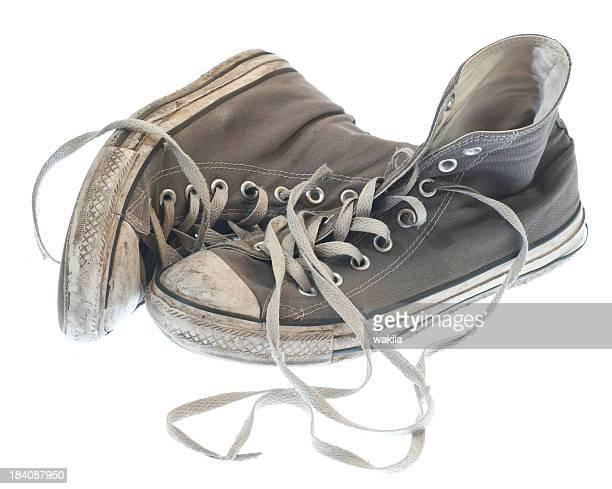 old schoes - abgenutzte Chucks
