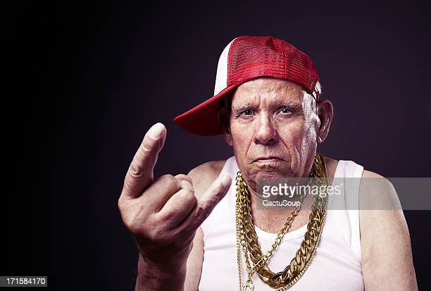 old school grandfather - rap stock pictures, royalty-free photos & images