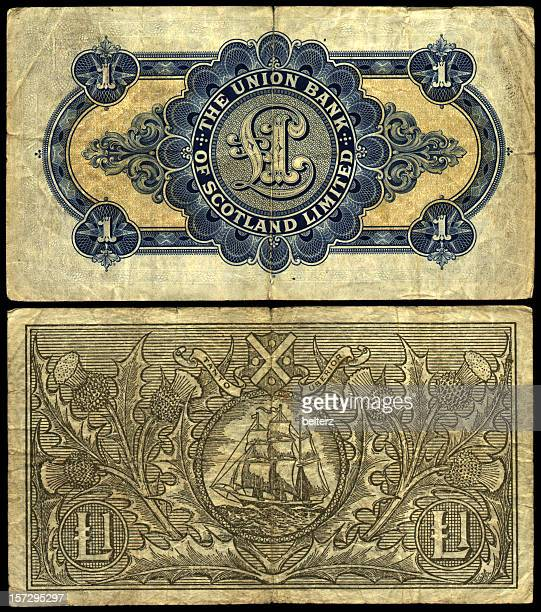 old scottish notes