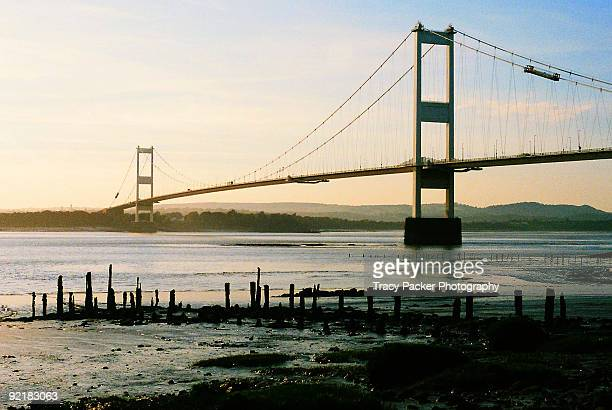 Old Severn Crossing from Aust.