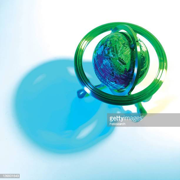 old, shadow, axis of rotation, axis, geography, round, spherical