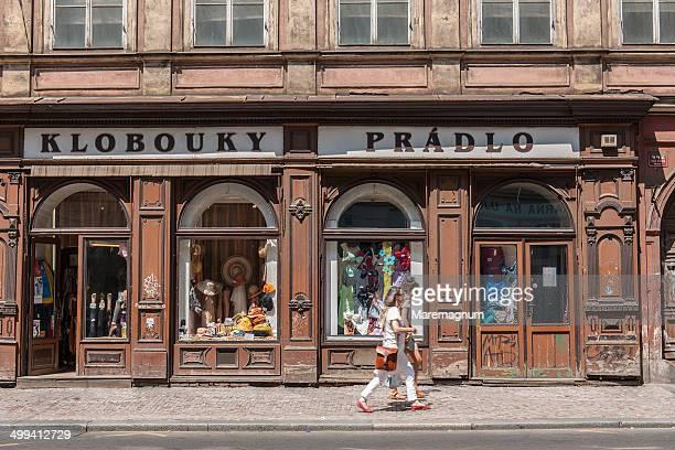 Old shop at Stare Mesto