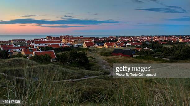 Old Skagen sunset