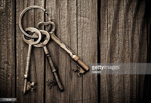 Old Skeleton Keys