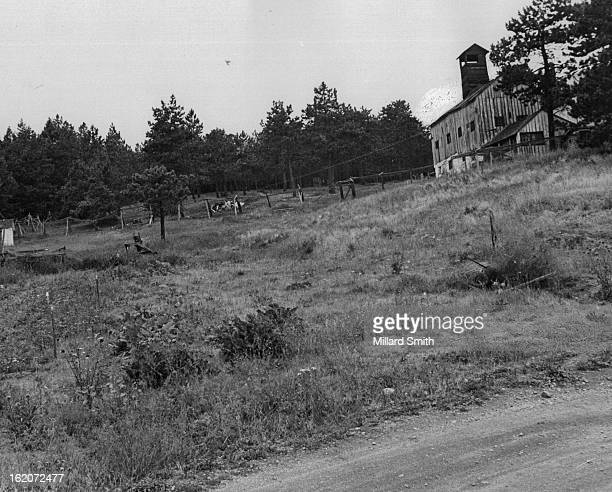 AUG 21 1971 AUG 27 1971 SEP 1 1971 Old slaughter house and outbuildings near Genesee Park exit on Interstate 70 would he come the site for a...