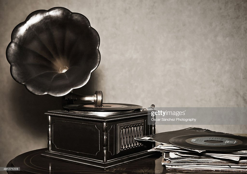 Old Sounds : Stock Photo