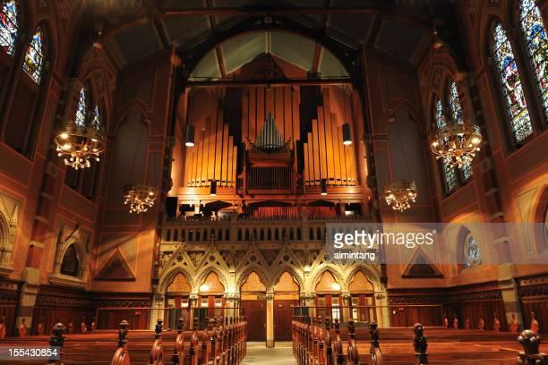オールドサウスボストンの教会