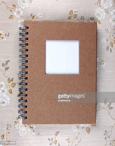 Old Spiral Notebook
