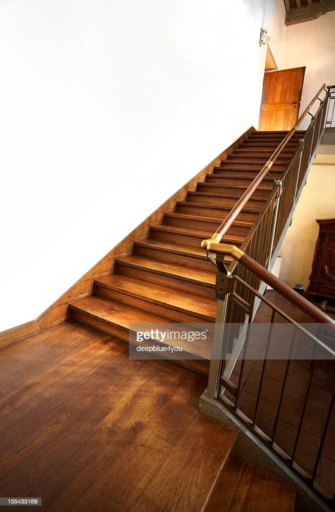 Alte Treppe : Stock-Foto