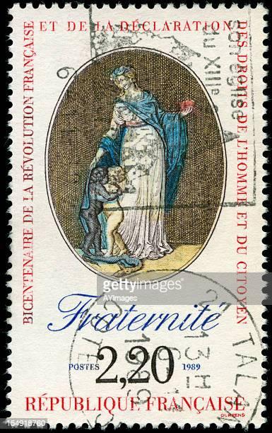 Old timbre de France