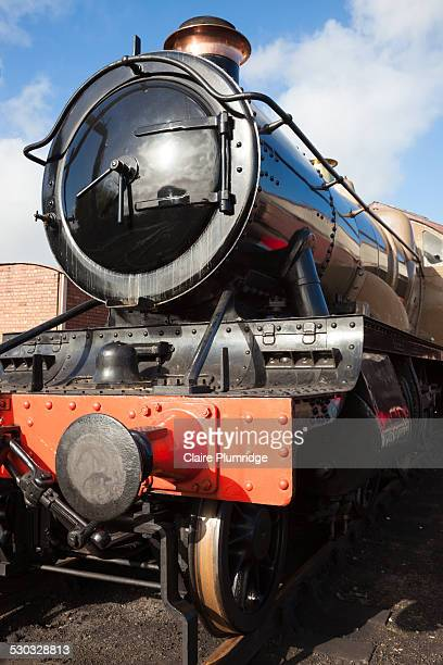 old steam locomotive - claire plumridge stock pictures, royalty-free photos & images