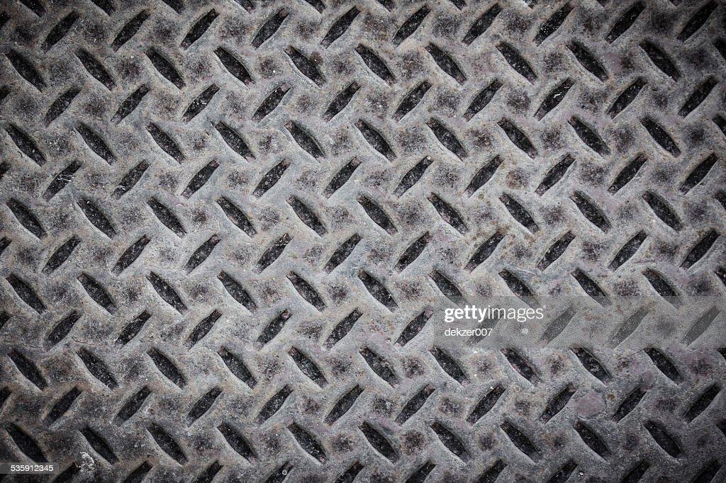 Velho textura de Aço : Foto de stock