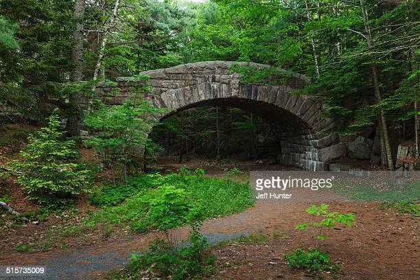 Old Stone Bridge, Acadia National Park