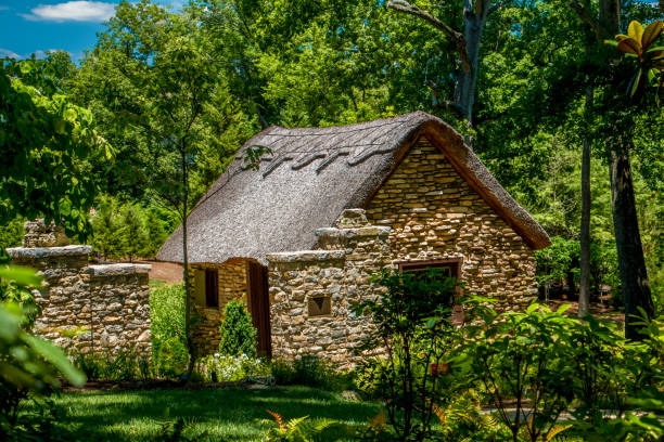 Old Stone Cottage in the Woods - Tennessee