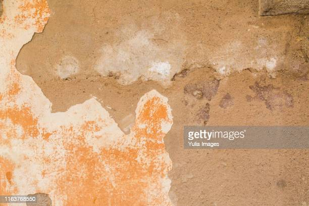 old stone vonatge wall background - building story stock pictures, royalty-free photos & images