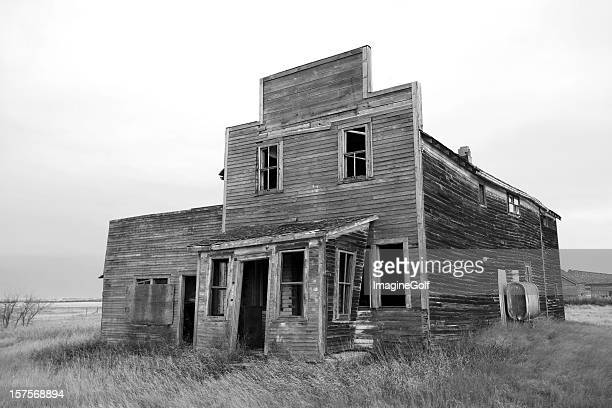 Old Store in a Ghost Town