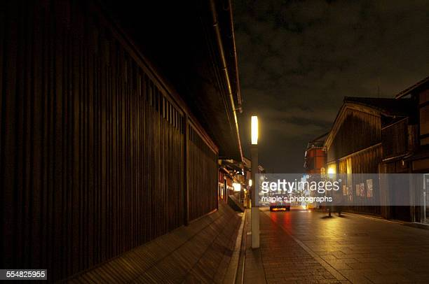 Old street of Kyoto