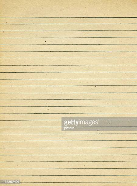 old striped paper 1940s - lined paper stock pictures, royalty-free photos & images