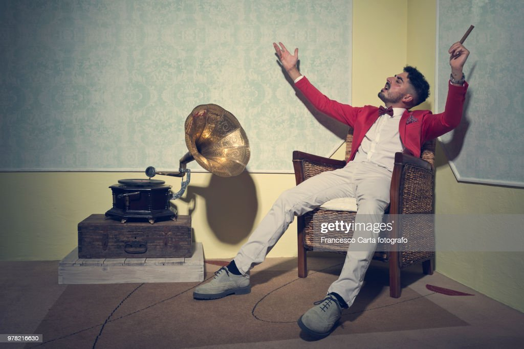 Old style passion : Stock Photo