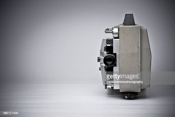 old super 8 film projector