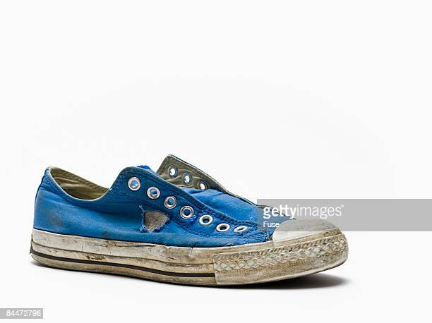 Old Tennis Shoe