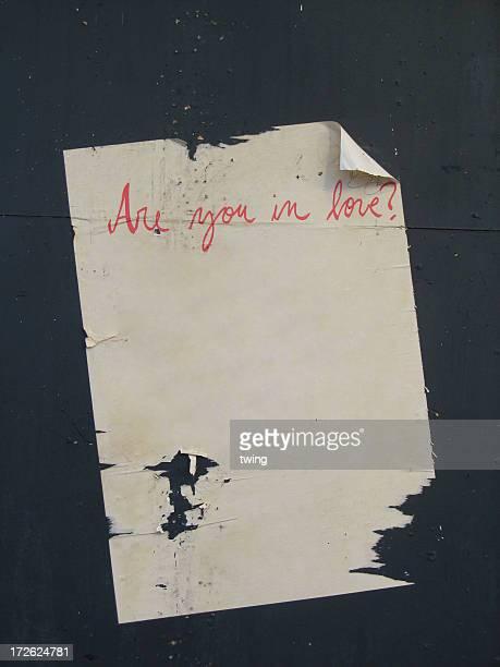Alten zerrissenes Papier Hintergrund