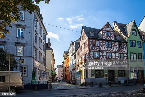 old town altstad - cologne stock pictures, royalty-free photos & images