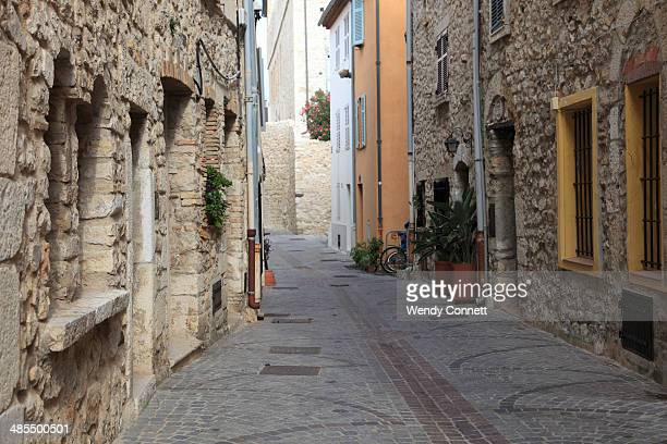 Old Town Antibes France