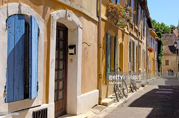 Old town Arles Bouches du Rhone Provence France