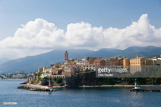 Old Town, Bastia, Corsica