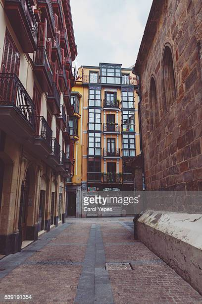 Old town, Bilbao,Spain,Vasque country