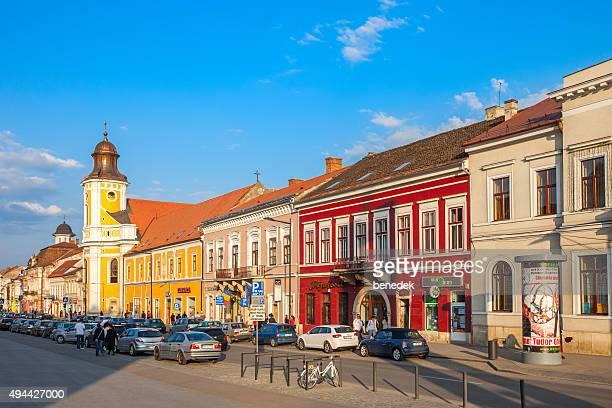 Old Town Cluj Napoca Romania
