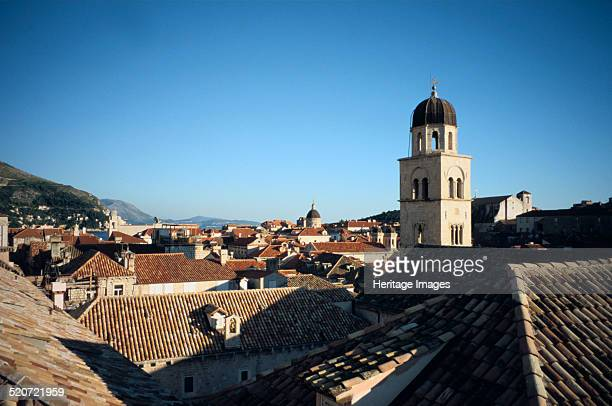 Old Town Dubrovnik Croatia The Adriatic port of Dubrovnik was founded by Roman refugees in the 7th century and came under Byzantine rule after the...