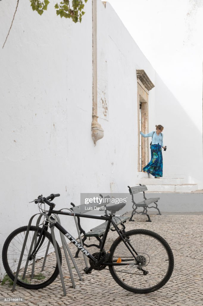 Old town. Faro. Portugal : Stock Photo