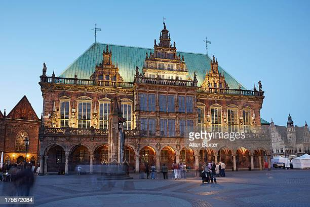 Old town hall of Bremen