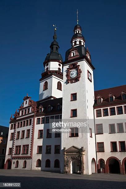 Altes Rathaus von Chemnitz/Sachsen