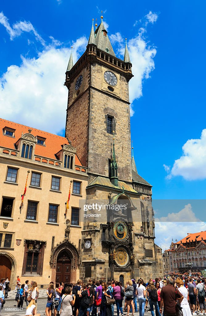 Old Town hall : Stock Photo