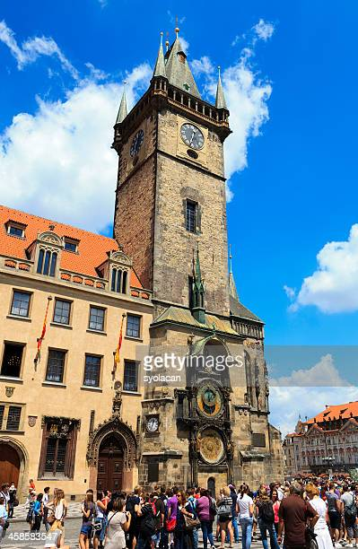 old town hall - syolacan stock pictures, royalty-free photos & images