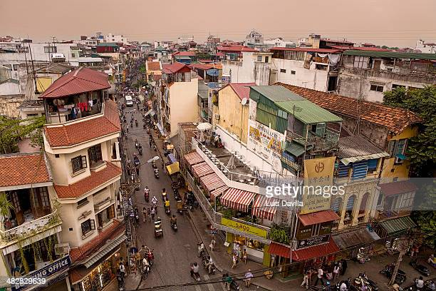 old town. hanoi