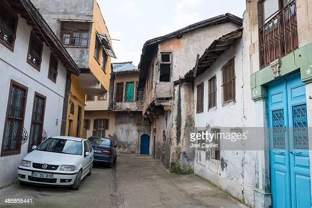 Old town in Antakya, Turkey
