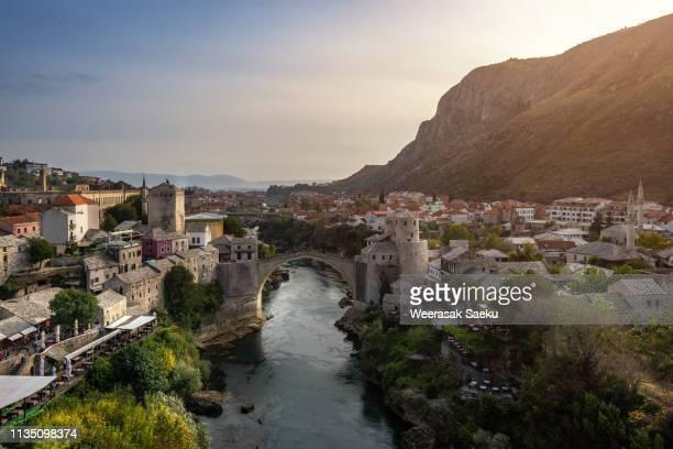 old town in croatia - zagreb stock-fotos und bilder